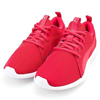 PUMA-女慢跑鞋19003805-紅