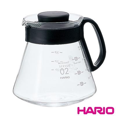 HARIO V60經典60咖啡壺 600ml / XVD-60B