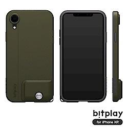 bitplay SNAP! iPhone XR專用 全包覆輕量防摔相機殼 潮軍綠