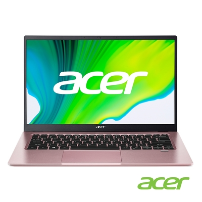 Acer SF114-34-C7WH 14吋輕薄筆電(N5100/4G/256G SSD/Sw