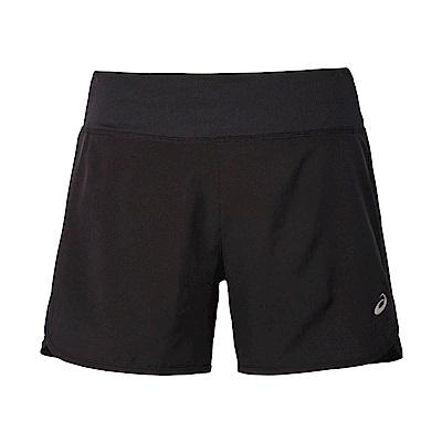 ASICS 女3.5寸短褲 (黑) 2032A893-001