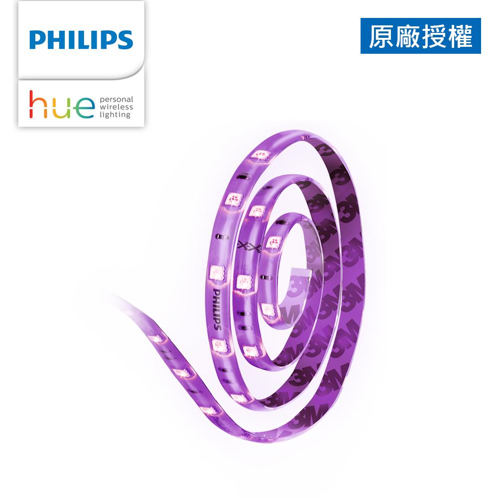 Philips 飛利浦 Hue 智慧照明 全彩情境 2M燈帶(PH004)