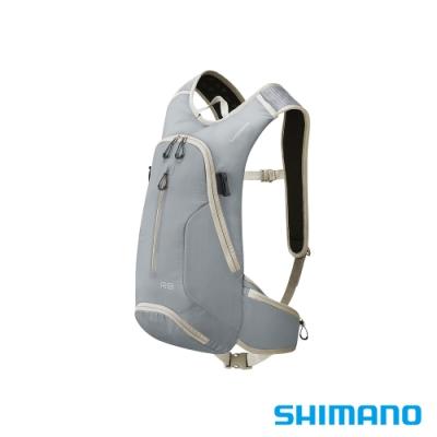 SHIMANO ROKKO 全功能背包-無水袋 8L 碳灰