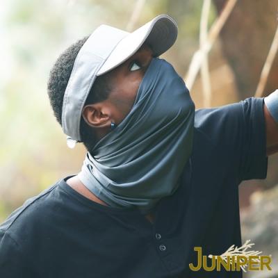 JUNIPER 抗UV防曬涼感百變頭巾圍脖面罩(二色)