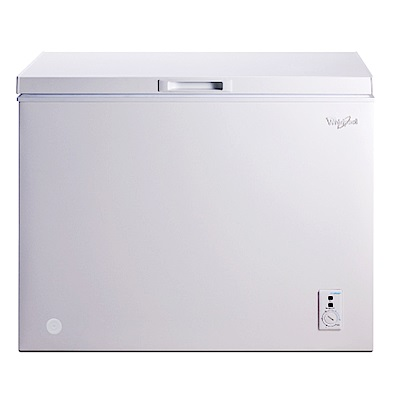 Whirlpool惠而浦 255公升臥式冰櫃 WCF255W1