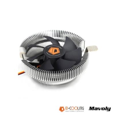 ID-COOLING 下吹式散熱風扇 DK-01T 雙平台通用