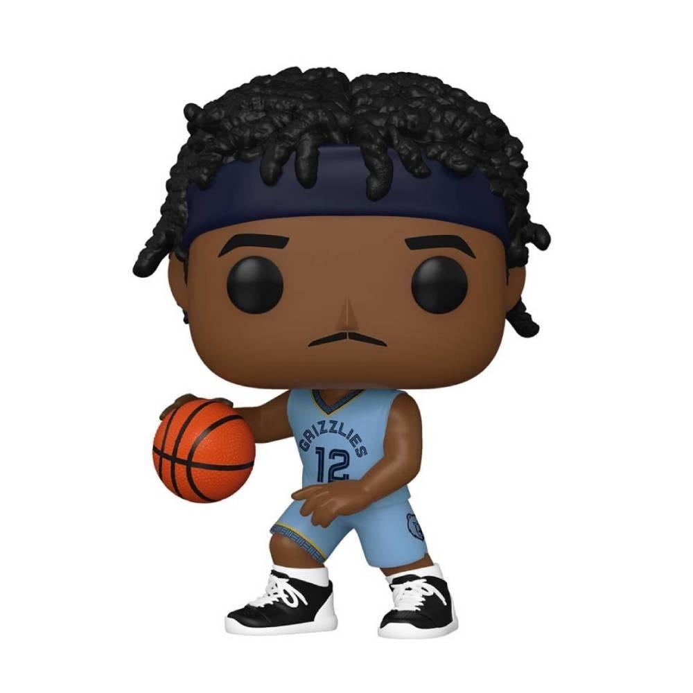 Funko POP NBA 大頭公仔 灰熊隊 Ja Morant
