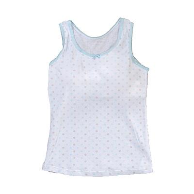 少女罩杯型背心內衣(2件一組) k51196 魔法Baby