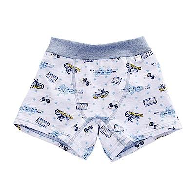 男童平口內褲(四件一組)k50581 魔法Baby