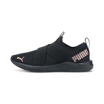 PUMA-Prowl Slip On Wns 女性訓練運動鞋-黑色