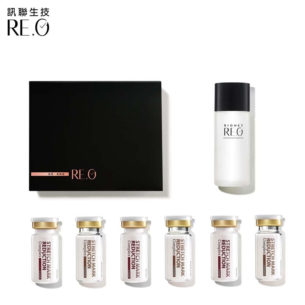 RE.O訊聯生技–親膚護理組