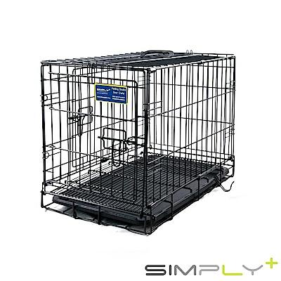 SIMPLY PLUS 烤漆摺疊籠 1.5尺 黑色