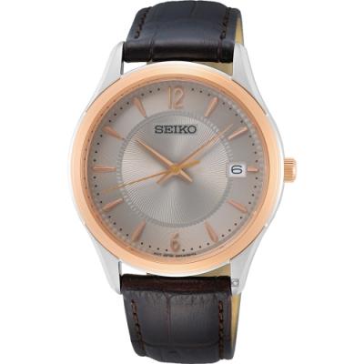 SEIKO精工 CS系列經典雋永腕錶( SUR422P1/6N52-00D0H)-39.5mm