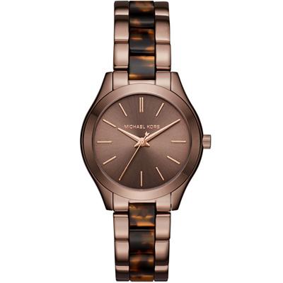 Michael Kors MK Hartman 經典時尚腕錶(MK3702)