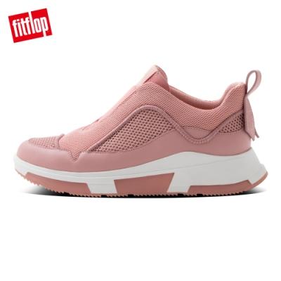 FitFlop AMMBER SLIP-ON SNEAKERS休閒鞋-女(玫瑰褐)