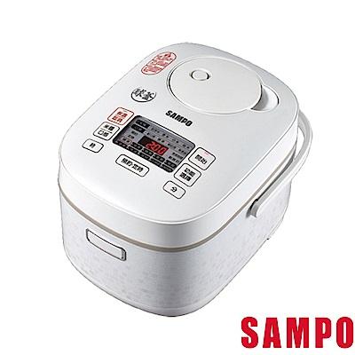 SAMPO聲寶-10人份環流球釜電子鍋(福利品) KS-PA18Q