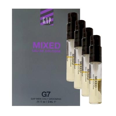 GAP Men cologne Mixed 冰火型男古龍水 2ml x 4
