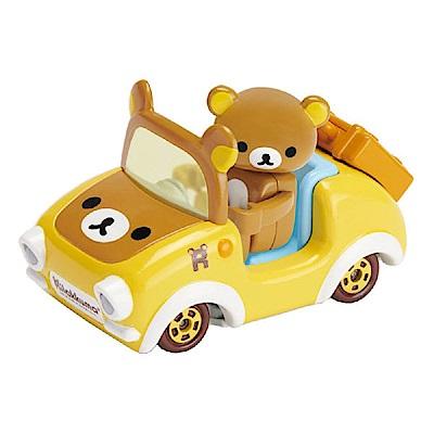 任選TOMICA 騎乘系列 拉拉熊_TM88732 多美小汽車