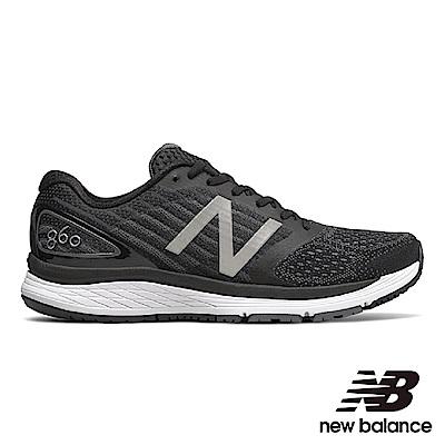 New Balance 跑鞋 M860BK9-2E 男性 黑色