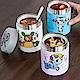 美國 Zoli x Tokidoki 聯名款不鏽鋼食物保溫盒 (3種款式) product thumbnail 1