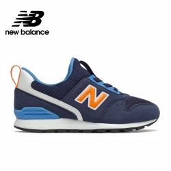 【New Balance】童鞋_中性_帥氣藍_PT996SNV-W楦