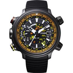 CITIZEN PROMASTER 鈦輕量專業登山錶(BN402