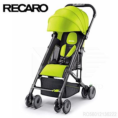 德國《RECARO》Easylife嬰幼兒手推車-萊姆綠