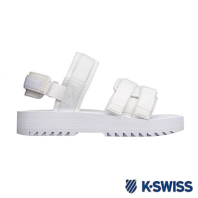 K-SWISS Delfina休閒涼鞋-女-白