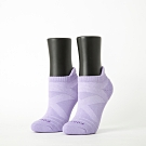 Footer除臭襪−X型減壓經典護足船短襪-六雙入(桃紅*2+紫色*2+深灰*2)
