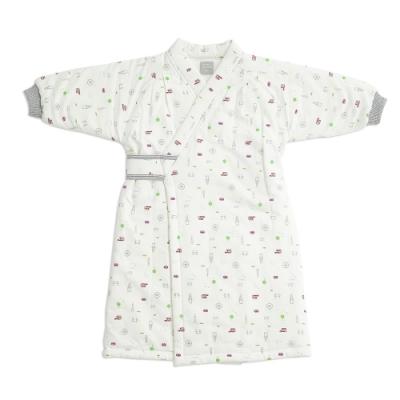 奇哥 倫敦風情舖棉和服(6-12個月)