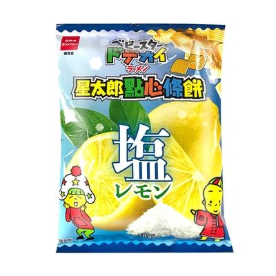 OYATSU優雅食 星太郎點心條餅-檸檬鹽口味(78g)