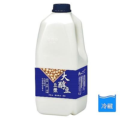 大醇豆 原味豆漿 1857ml (2瓶組)