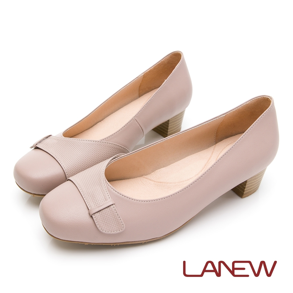 LA NEW SO Lite彈力減壓安底防滑羊皮淑女鞋(女226044051)