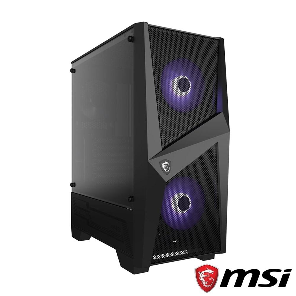 微星B550平台[雄天戰士]R7_4750G/16G/1T/GT710/256G_M2