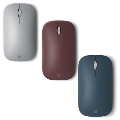 Microsoft 微軟 Surface Mobile Mouse 藍牙無線滑鼠