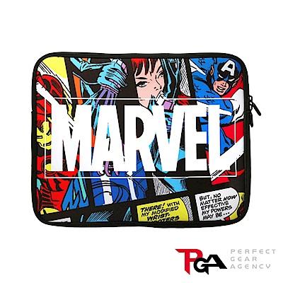 Marvel 13.3吋筆電/平板輕量防潑水 保護袋 收納袋-漫澅