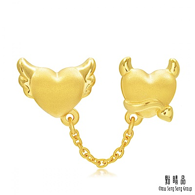 點睛品  Charme 天使與惡魔 黃金串珠