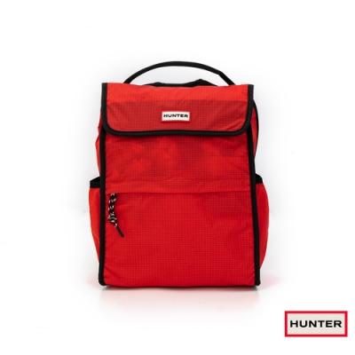 HUNTER - ORIGINAL可收納後背包 - 紅