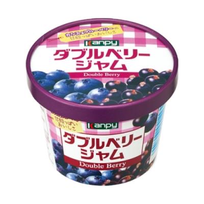 KANPY黑醋栗藍莓果醬(杯裝)