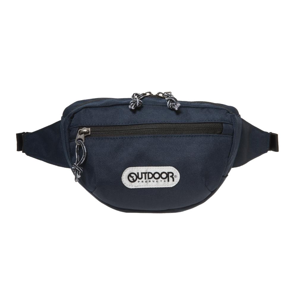 【OUTDOOR】旅遊配件-腰包-深藍色 OD191105NY