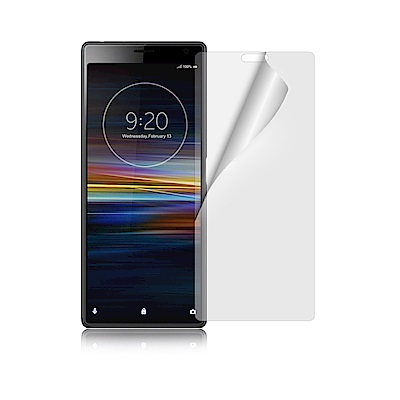 NISDA for SONY Xperia 10 Plus  高透光抗刮螢幕保護貼
