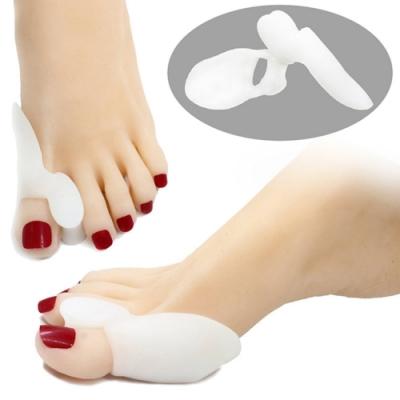 JHS杰恆社abe003貳組矽膠拇指外翻美形器大腳骨腳趾美形器大拇指外翻美體器矽膠分趾器