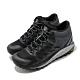 Merrell 慢跑鞋 Antora 2 Waterproof 女鞋 抗撕裂網布 防水 彈性 支撐 吸震 耐磨 黑 灰 ML035644 product thumbnail 1