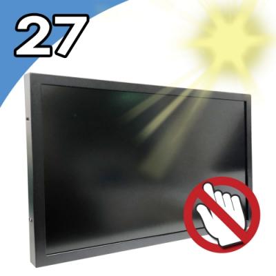 Nextech M系列 27吋 室外型 工控螢幕(無觸控/高亮度)