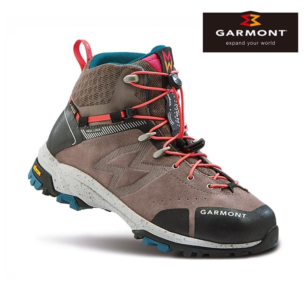 GARMONT 女GTX中筒郊山健走鞋G-Trail WMS 481057/615