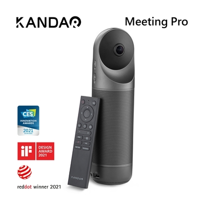 KANDAO Meeting Pro 全景視訊會議機