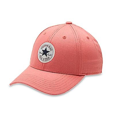 CONVERSE-鴨舌帽10005221-A02-粉紅