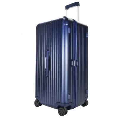 RIMOWA ESSENTIAL Trunk Plus 31吋大型運動旅行箱(霧藍)