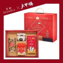 芝初x大甲媽聯名 春節禮盒
