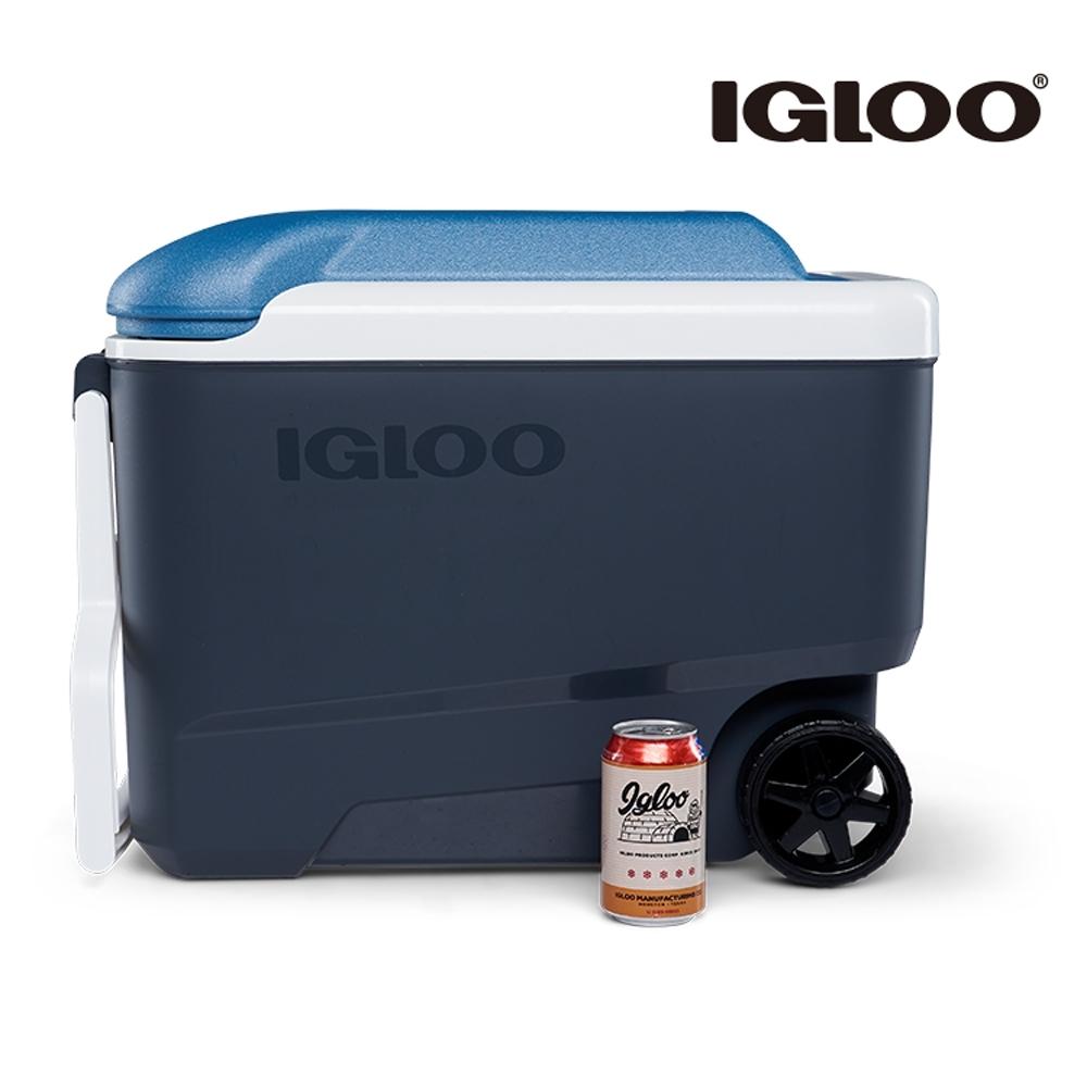 IGLOO MAXCOLD 系列五日鮮 40QT 拉桿冰桶 34484